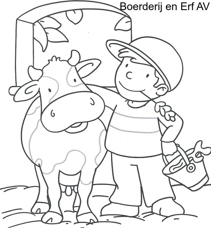 kidspage boerderij en erf av
